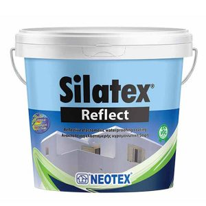 Silatex® Reflect λευκό
