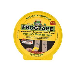 Χαρτοταινία με PaintBlock® FROGTAPE Delicate Surface Painting